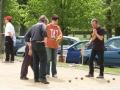 1. VIA REGIACUP im Mai 2003 auf dem Parkplatz des Erlebnisbades Reichenbach Oberlausitz