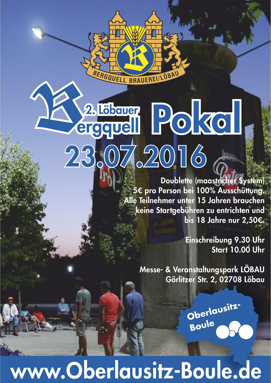 Bergquell Pokal 2016